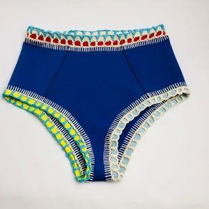 KIINI Tuesday High Rise Bikini Bottom Size S
